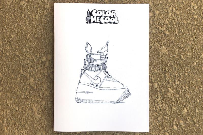 COLOR ME COOL Book 3 Men's Footwear | HYPEBEAST