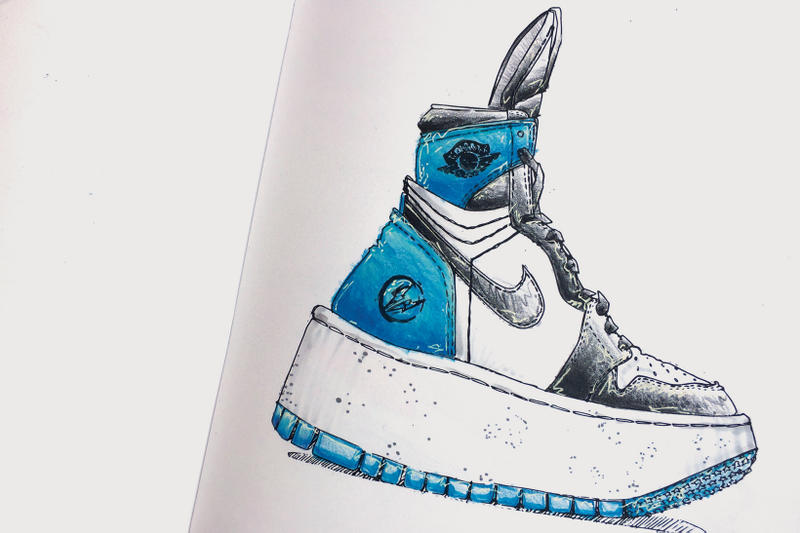 COLOR ME COOL Book 3 Men's Footwear Adult Coloring Book Design Crafts Art