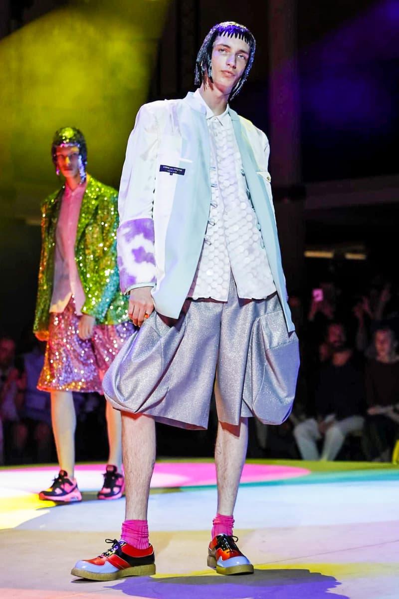CDG Homme Plus 2018 Spring/Summer Collection Paris Fashion Week Men's Runway Show