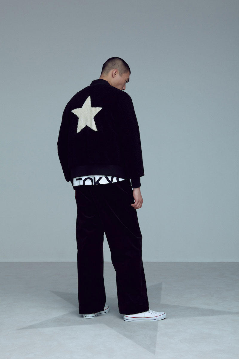 Converse Tokyo 2017 Fall/Winter Lookbook Collection