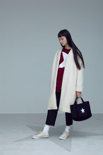 Converse Tokyo 2017 Fall/Winter Lookbook Collection