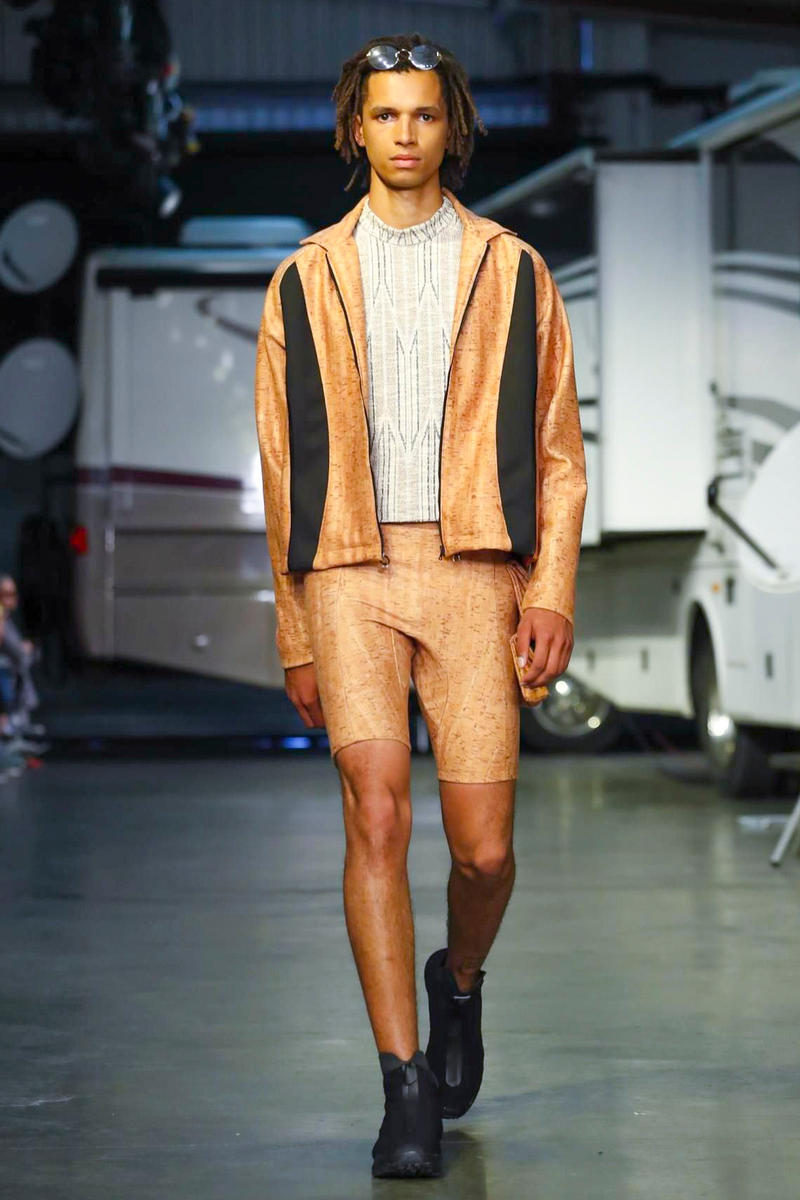 Cottweiler 2018 Spring Summer Collection London Fashion Week Men's