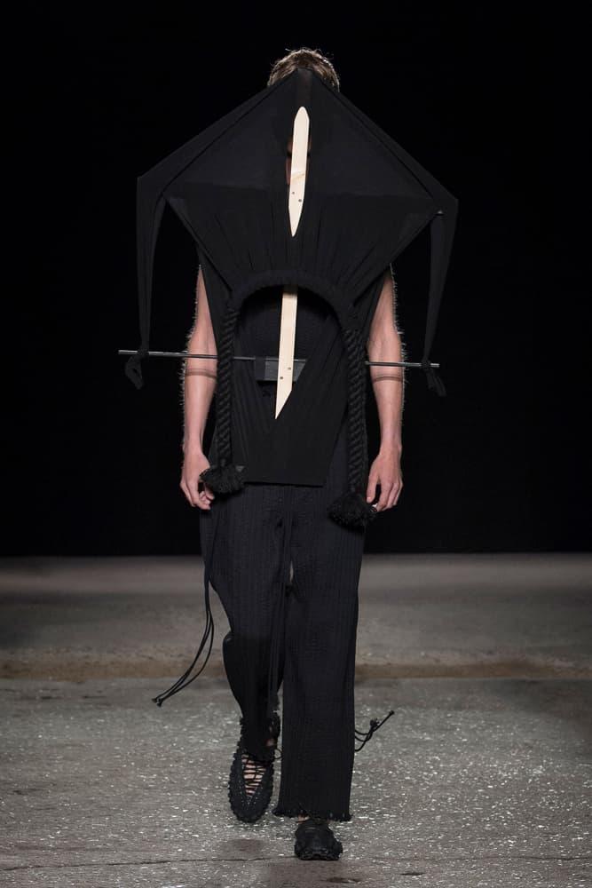 Craig Green 2018 Spring Collection London Fashion Week Men's