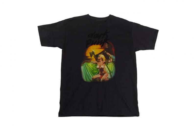 Daft Punk DARKDRON T-shirts MADE LA