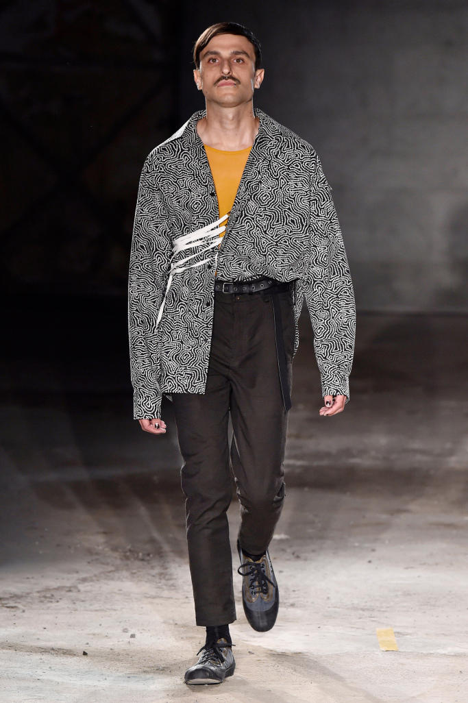 Damir Doma 2018 Spring Summer Collection