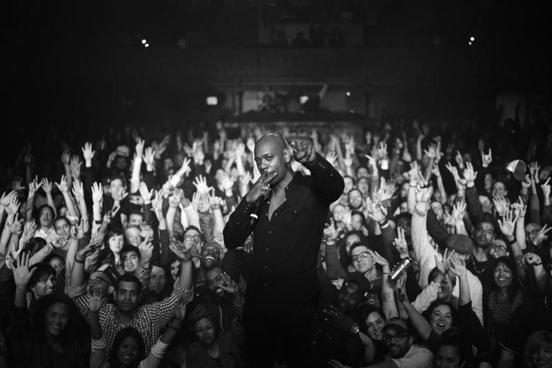 Dave Chappelle Chance the Rapper, Lauryn Hill Yasiin Bey NYC Residency