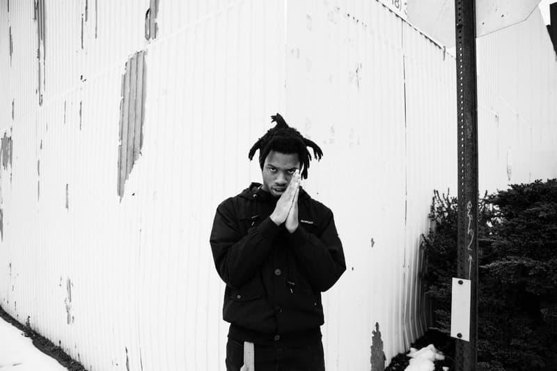 Denzel Curry 13 EP 2017 Falco