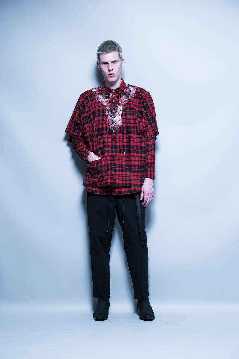 """Diet Butcher Slim Skin 2017 Fall/Winter """"A Rags man : AnagRams"""" Collection"""