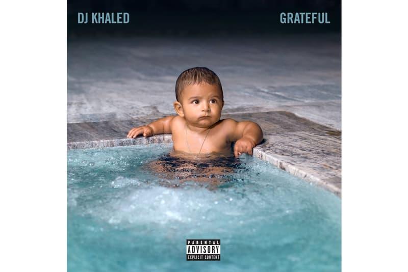 DJ Khaled 'Grateful' Album Stream