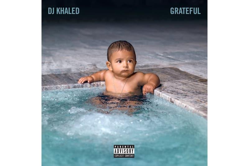 DJ Khaled Grateful Tracklist Drake Travis Scott Future Rihanna Young Thug Rick Ross 2 Chainz
