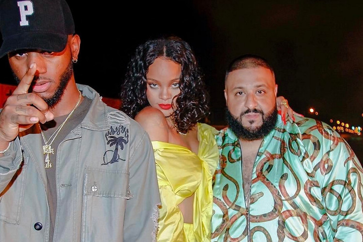 f3e0b1fcf7af3 DJ Khaled Teases New Single With Rihanna and Bryson Tiller