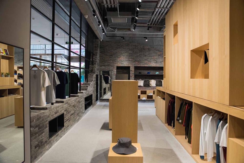 DOE Second Store Shanghai Xintiandi Shuhei Aoyama Tong Ren Lu