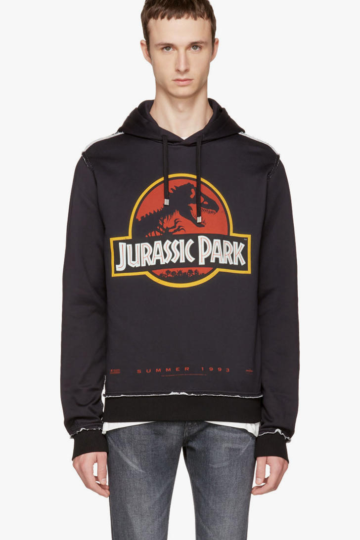 Dolce & Gabbana Jurassic Park Apparel Clothing Fashion T-Shirt Hoodie SSENSE