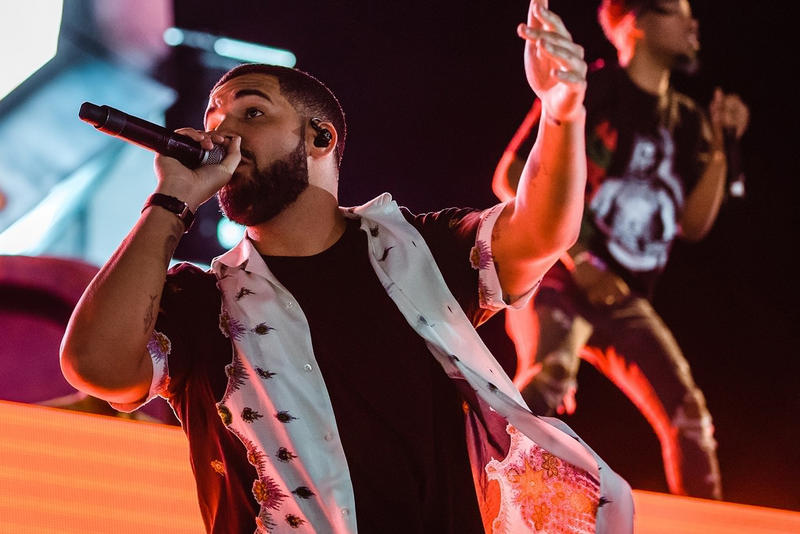 Drake Announces 8th Annual OVO Fest October's Very Own