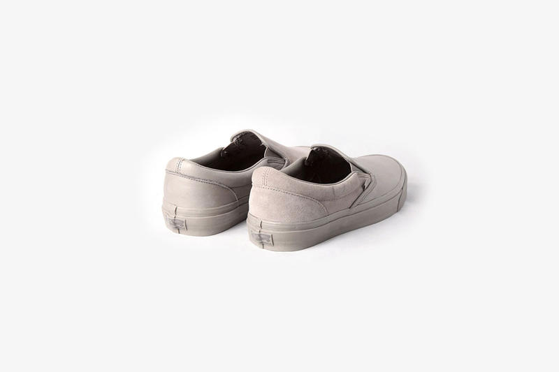 Engineered Garments x Vans 2017 Summer Slip-On