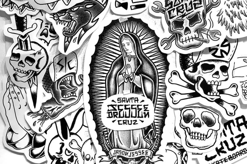 Eric Dressen Jason Jessee Guadalupe Santa Cruz