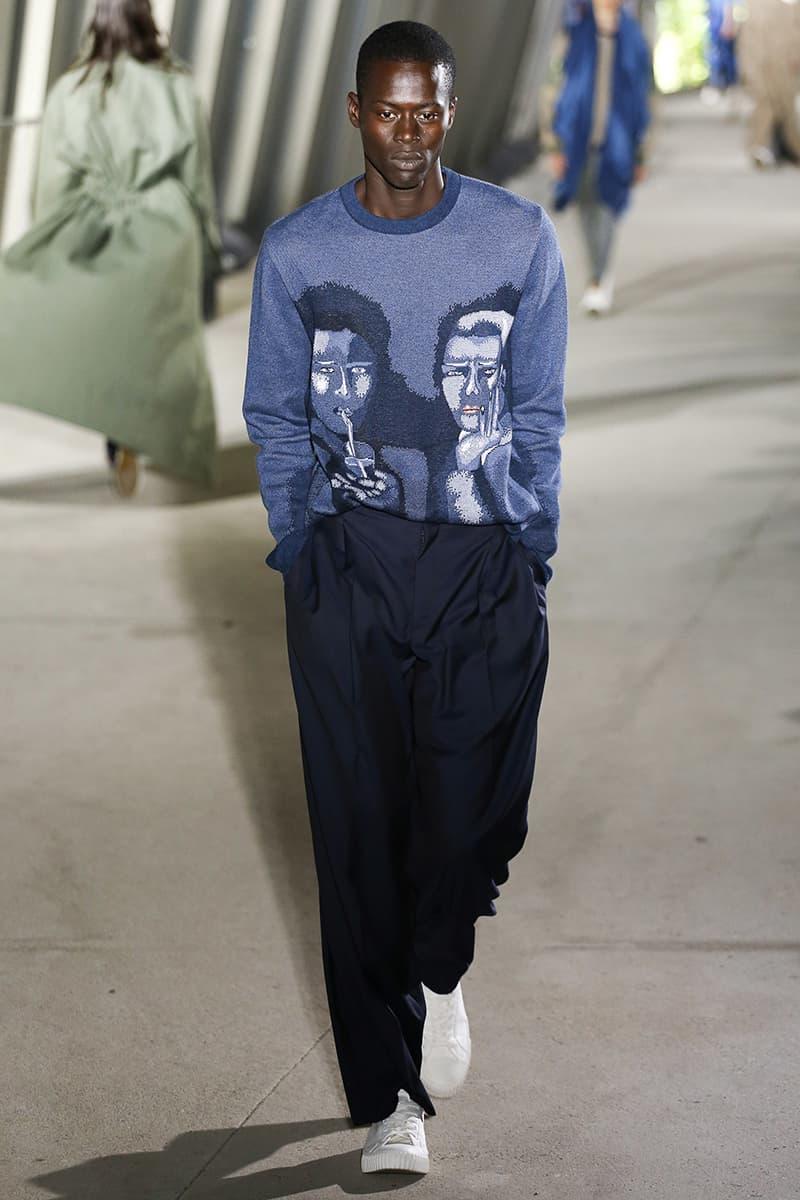 Études 2018 Spring/Summer Collection Paris Fashion Week Men's Runway Show