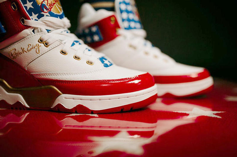 Ewing Athletics 4th of July 33 Hi Colorway