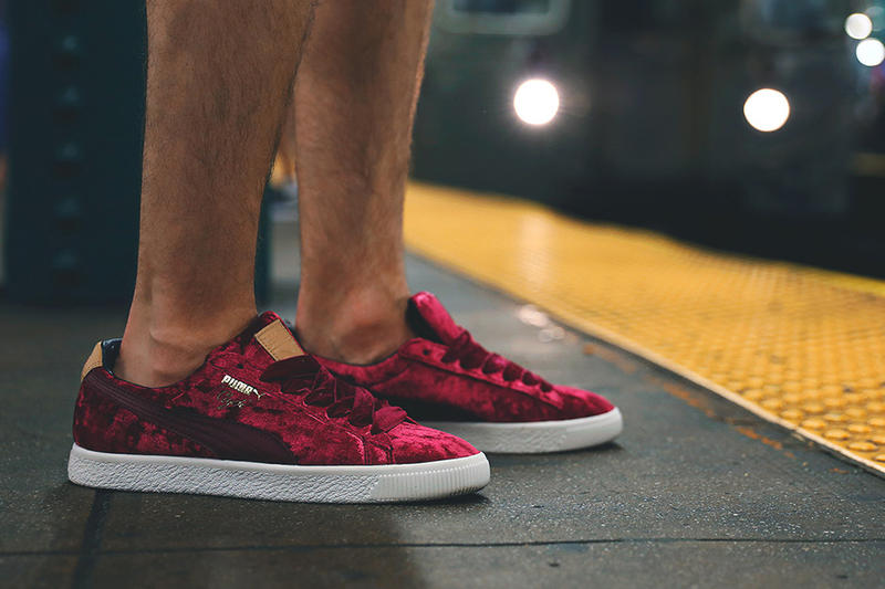 Extra Butter PUMA Clyde Kings of New York