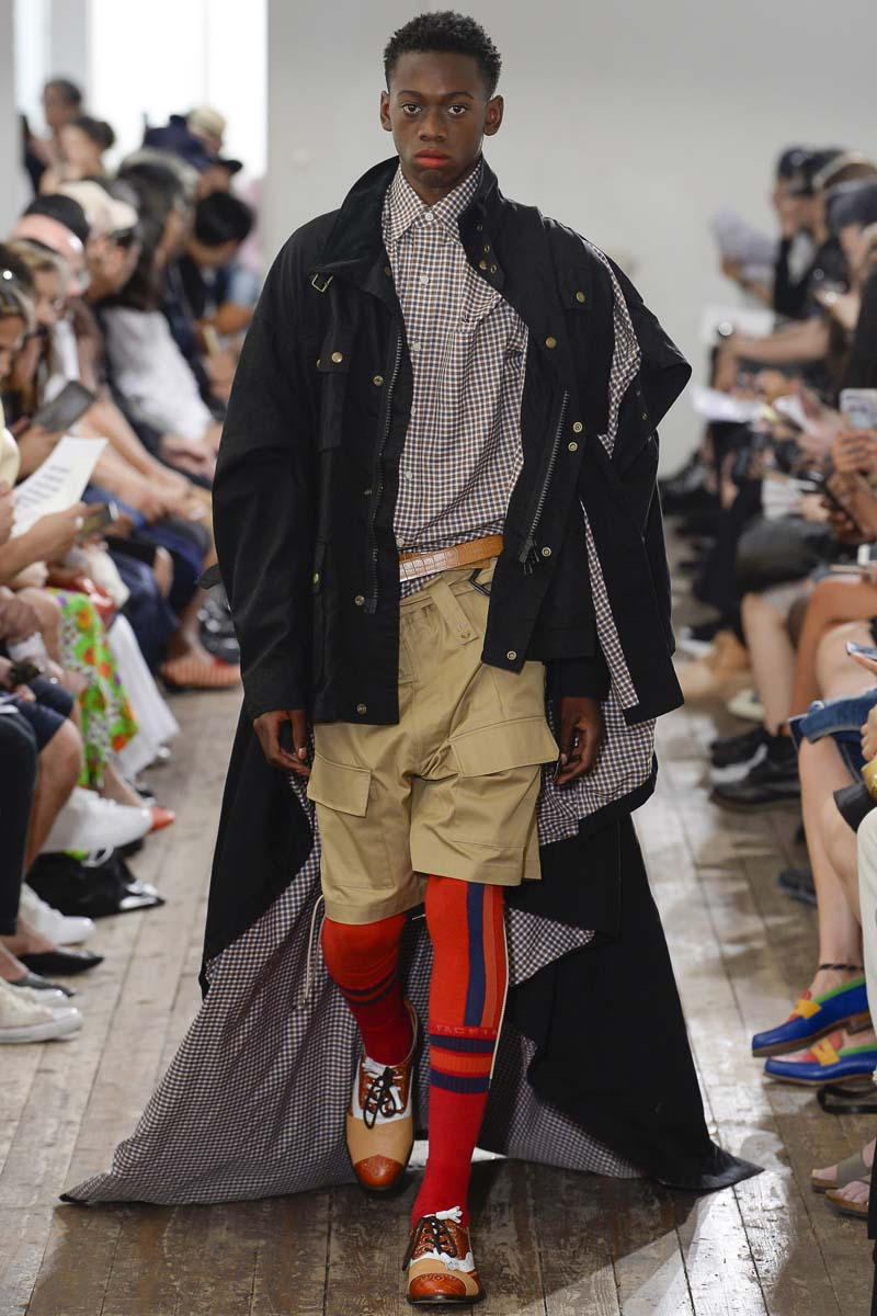 Facetasm 2018 Spring/Summer Paris Fashion Week Men's Runway Show