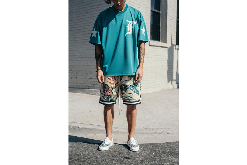 Jerry Lorenzo Fear of God 1997 Collection Teaser Instagram Varsity Jacket Fashion Apparel Clothing Miami Dolphins Accessories