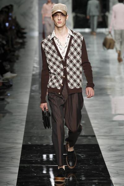 Fendi Spring Summer 2018 Collection Milan Fashion Week Men's