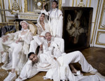 Rihanna Takes Cues From Marie Antoinette For FENTY PUMA 2017 Spring/Summer Collection