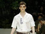 Take a Journey to the Italian Seaside With Salvatore Ferragamo's 2018 Spring/Summer Collection