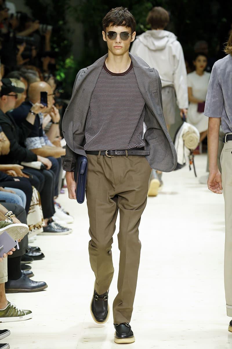 Salvatore Ferragamo Spring Summer 2018 Collection Milan Fashion Week Men's