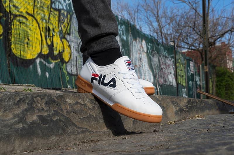 FILA  Classic Kicks Retro 'Legacy Pack' Original Fitness Original Tennis the F-13 and The Cage