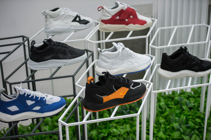 Filling Pieces 2018 Spring/Summer Collection