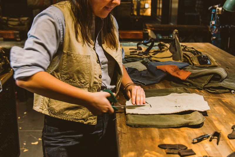 Filson Restoration Department Pop Up Shops