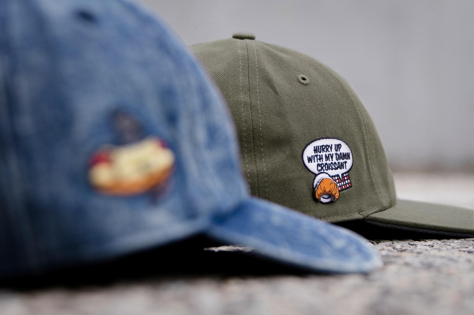 Watch PINTRILL 47 Design Process with Jordan Roschwalb hat dad hat cap