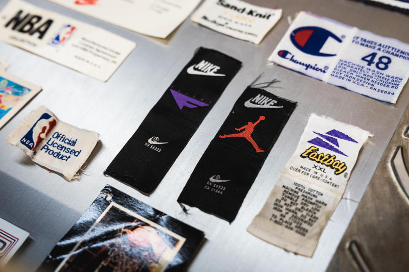 Flight Club Brooklyn Vintage Club NBA Capsule