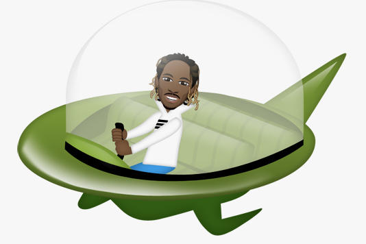These New Future Emojis Turn Your iPhone into a Trap Phone Future Atlanta Trap Rap Hip-hop Hendrix Pluto