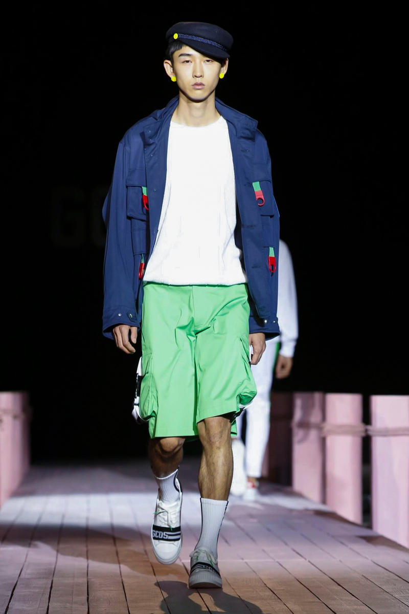 GCDS Spring Summer 2018 Collection Milan Fashion Week Men's