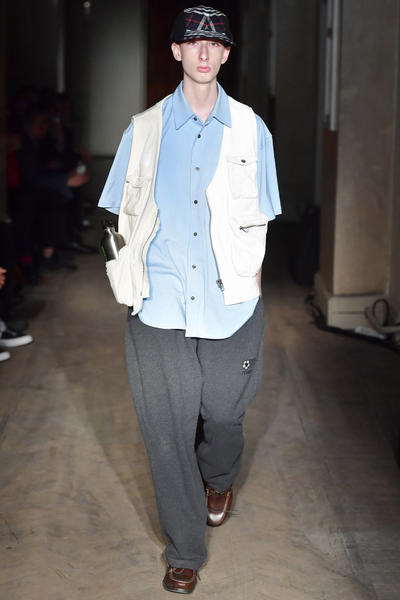 Gosha Rubchinskiy 2018 Spring/Summer Collection