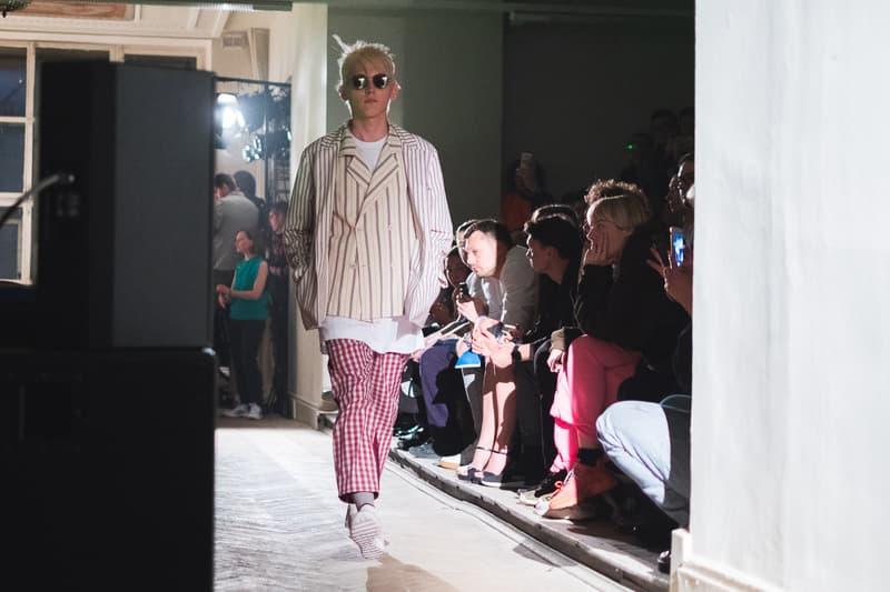 Gosha Rubchinskiy 2018 Spring Summer Collection Closer Look