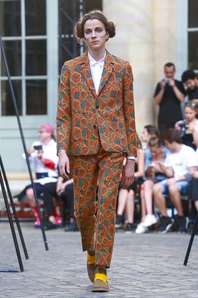 Henrik Vibskov 2018 Spring/Summer Collection Paris Fashion Week Men's