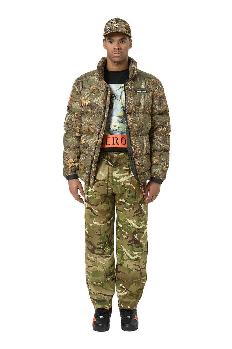 Heron Preston 2017 Fall/Winter Second Drop HPC Trading Co. Fashion Apparel Clothing Streetwear Accessories