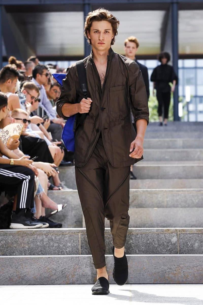 Issey Miyake 2018 Spring Summer Collection Paris Fashion Week Men's 2018