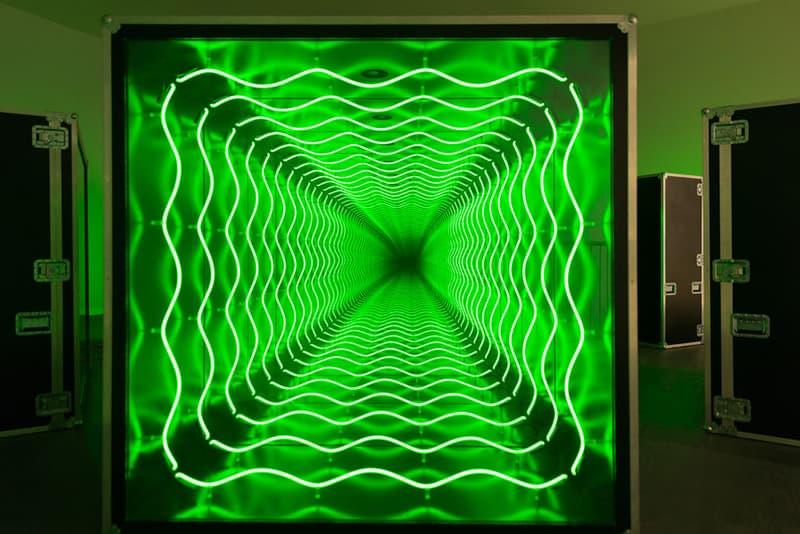 Iván Navarro Impenetrable Room Installation Masterpiece London Paul Kasmin Gallery