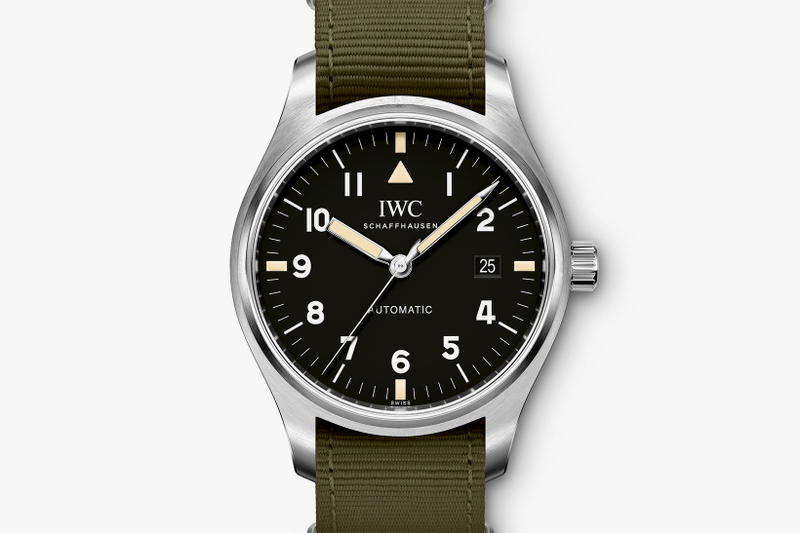 IWC Schauffhausen Pilots Watch Mark XVIII Edition Tribute to Mark XI