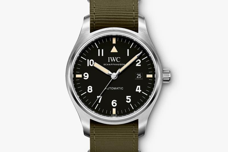 IWC Schauffhausen Pilots Watch Mark XVIII Edition Tribute to Mark XI