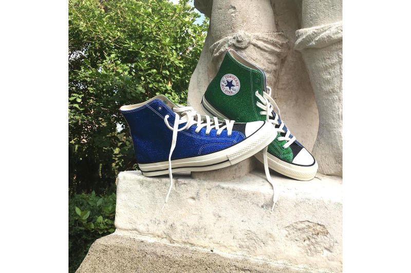 J.W.Anderson x Converse 2018 Spring/Summer Collection