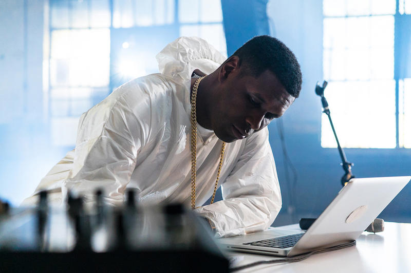 Jay Electronica Mysterious YouTube Account Remastered Tracks
