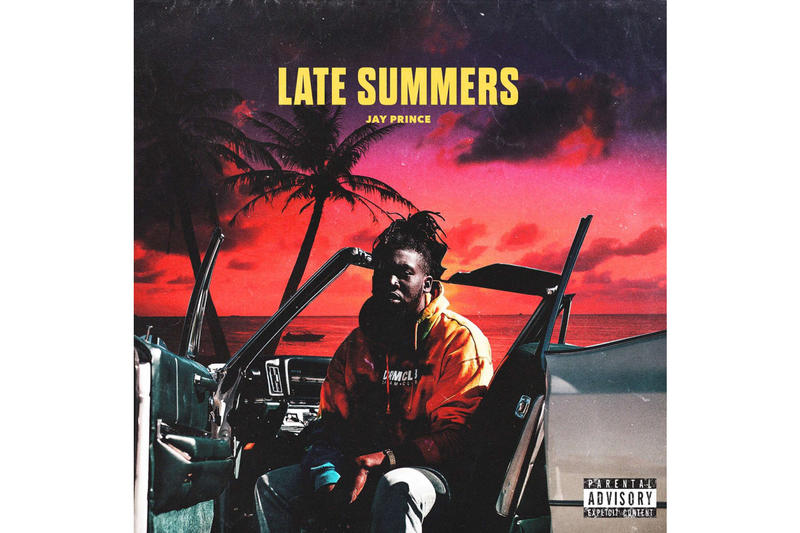 Jay Prince Late Summers Stream