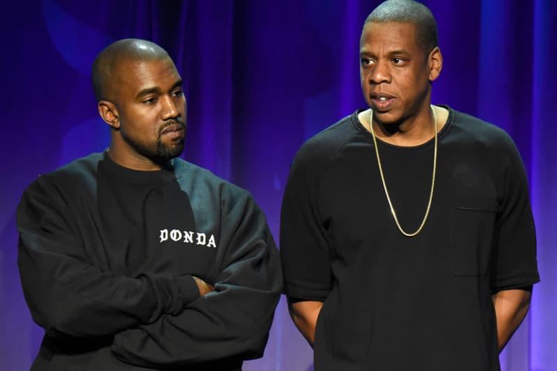 JAY-Z Kanye West Diss 444 Album