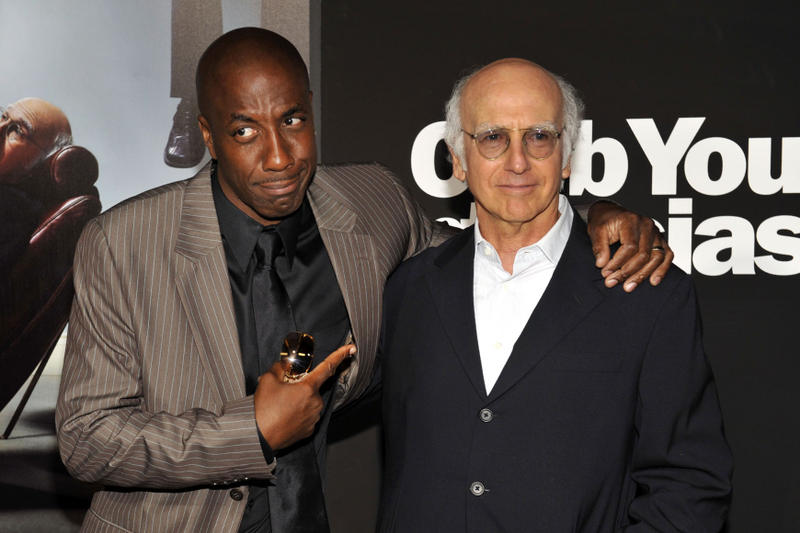 JB Smoove Curb Your Enthusiasm Larry David