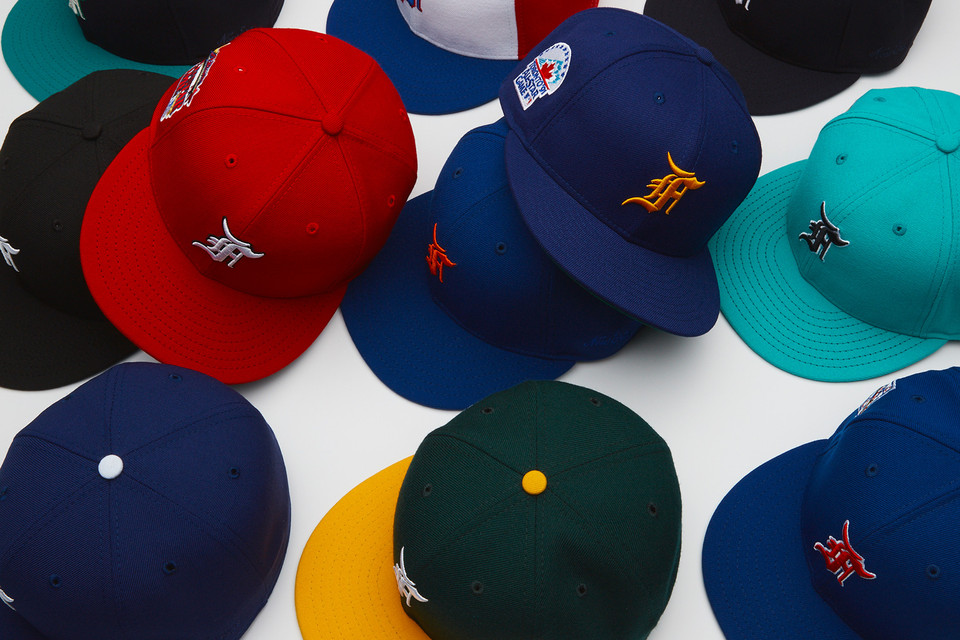 Fear of God MLB All Star New Era Cap Collection  dc52f7dab4c